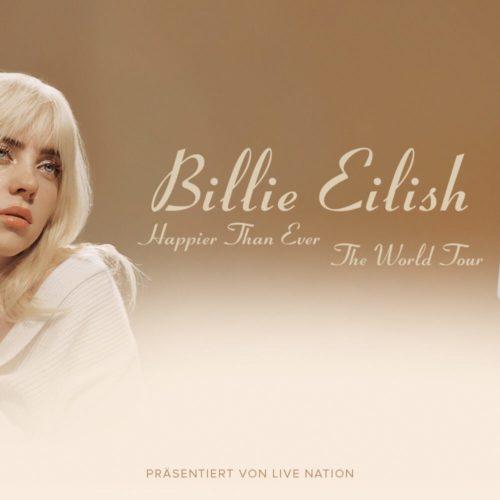 Billie Eilish kommt nach Deutschland
