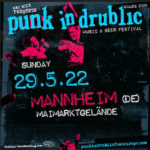 6. Zeltfestival Rhein Neckar - 2022 - Punk in Drublic