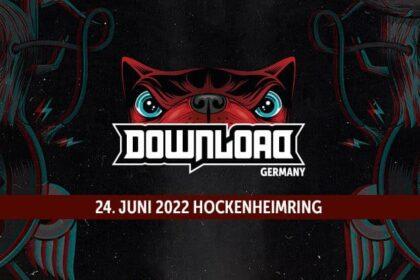 Download Festival – das erste Mal in Deutschland!