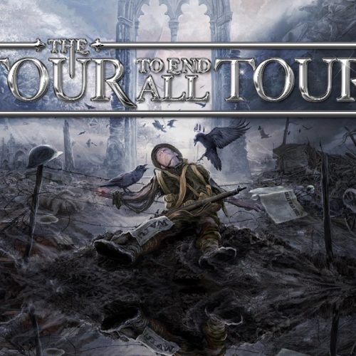 Sabaton mit The Hu und Lordi 2022 auf Tour!
