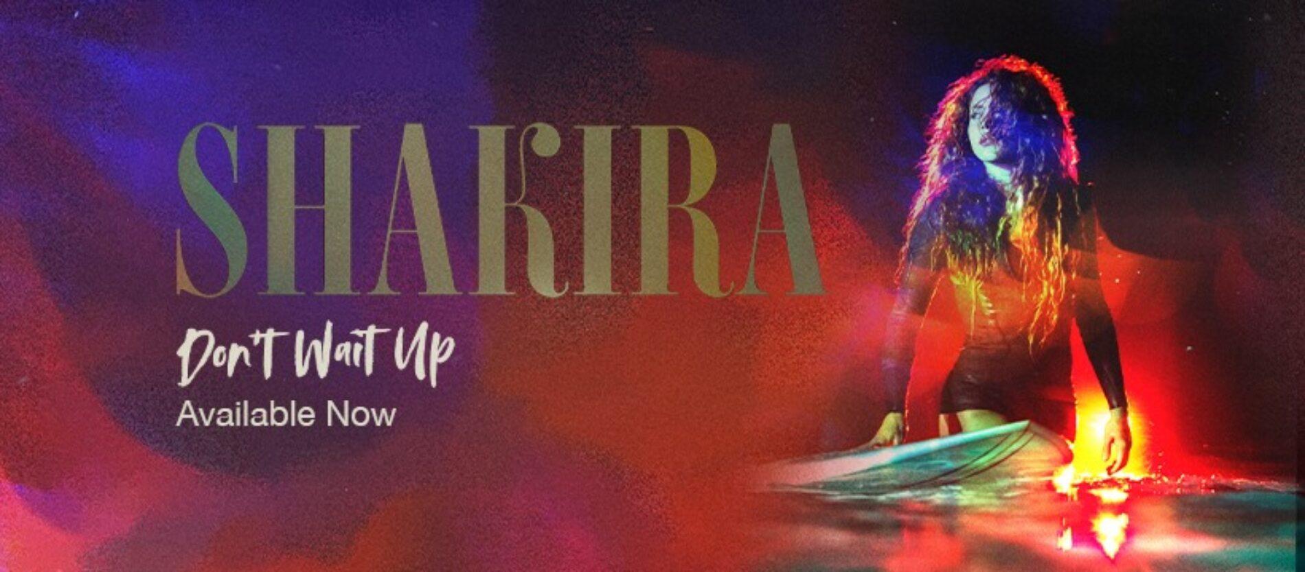 Shakira – neuer Song, neues Album