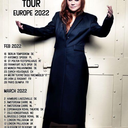 Tori Amos – Tour Europe 2022