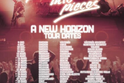 Smash Into Pieces – A New Horizon Tour