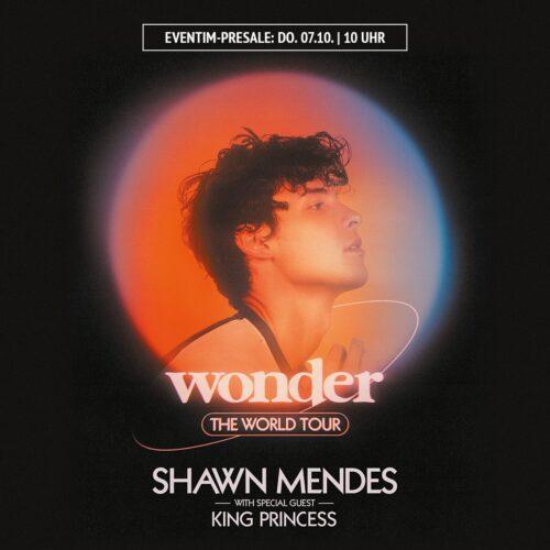 Shawn Mendes – Wonder, The World Tour