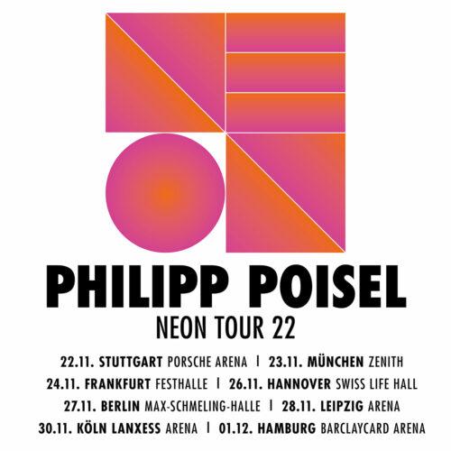 Philipp Poisel – Neon Tour 2022