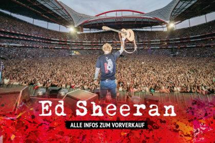 Ed Sheeran – +-=÷x Tour