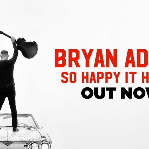Bryan Adams kommt nach Deutschland!